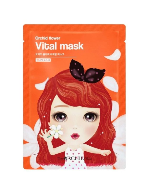 the orchid skin vital mask
