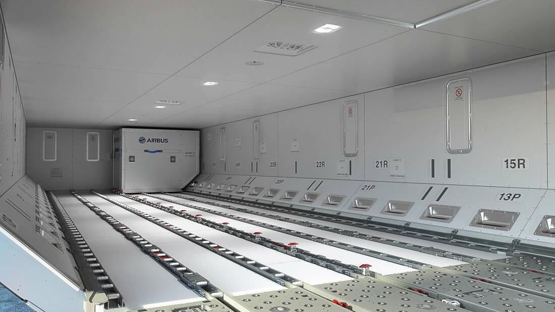 Airbus A330 Interior