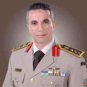 العميد - محمد سمير عبد العزيز - المتحدث العسكرى