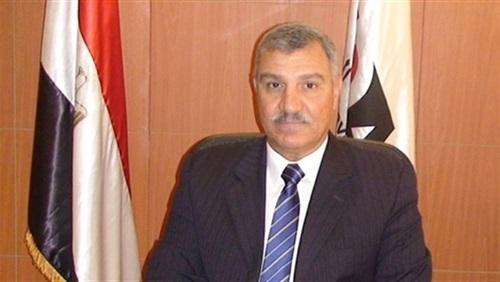 اللواء إسماعيل جابر، رئيس مجلس إدارة هيئة التنمية الصناعية