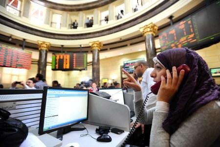 0البورصة المصرية