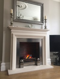 The Asquith  ELB Fireplaces