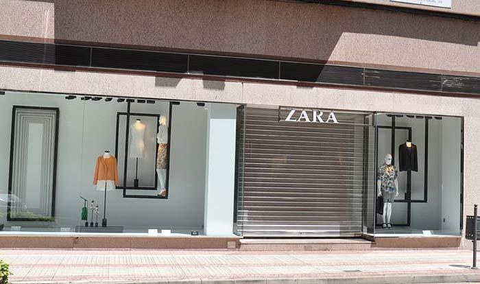 f3b8e5c1a Inditex mantiene el cierre de Zara y la reubicación de su plantilla ...