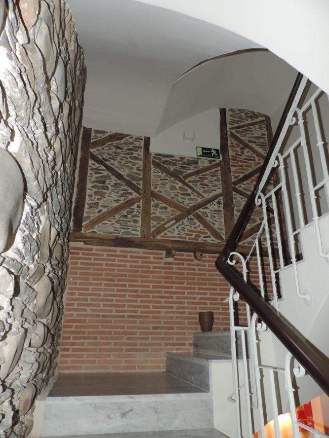 trastevere escaleras