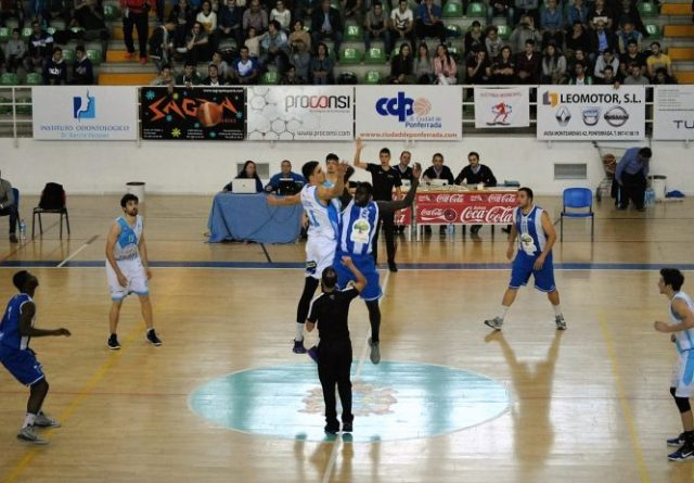 baloncesto ciudad de ponferrada