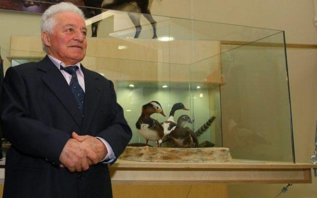Museo 'Natura Ibérica', del naturalista Solís Fernández, en la localidad de Carracedelo. / CÉSAR SÁNCHEZ (ICAL)