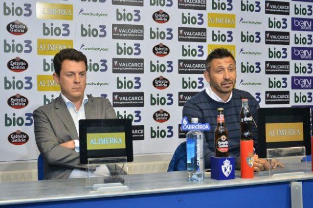 El club blanquiazul tomó la decisión de destituirlo este lunes. / QUINITO