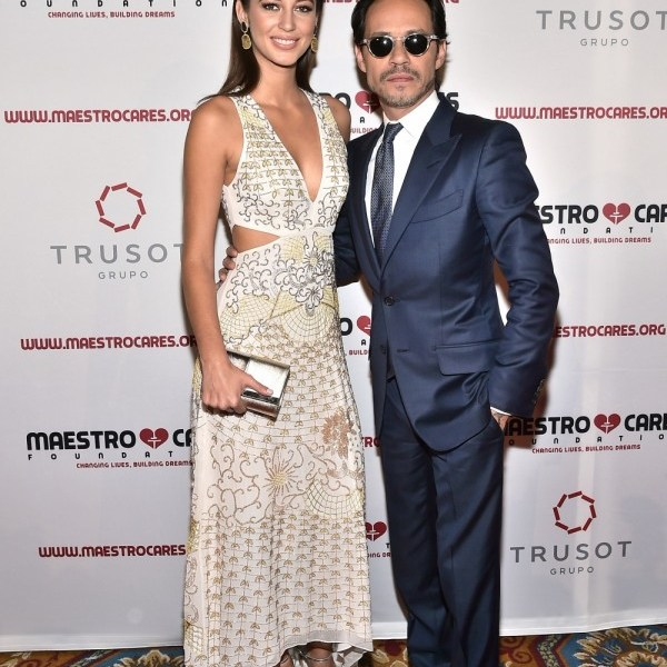 NOVIA DE MARC ANTHONY  PRESUME EN LAS REDES