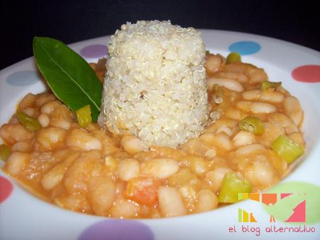 alubia quinoa