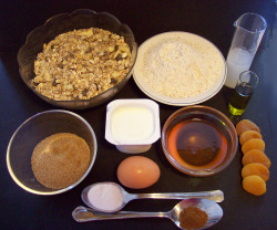 barritas ingredientes - Barritas de cereales sanas