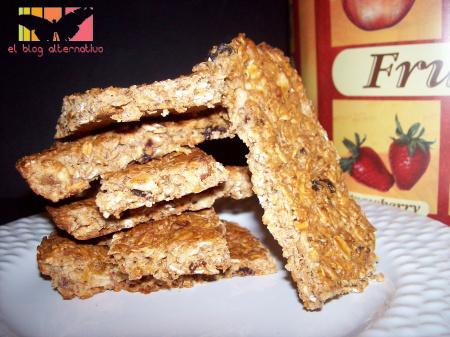barritas portada - Barritas de cereales sanas