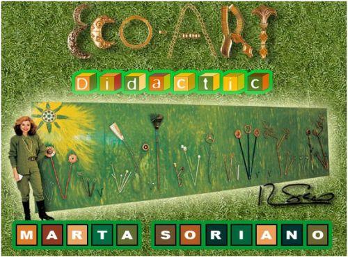 ecoart - Ecoart-didactic: arte, ecología y compromiso