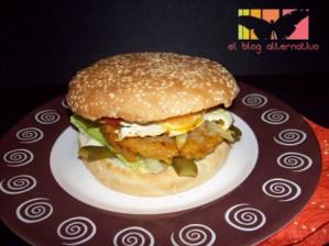 hamburguesa - hamburguesa
