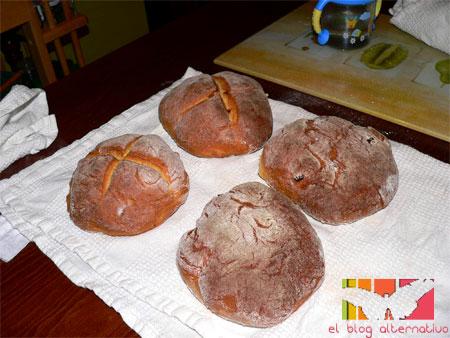 pan casero - Razones para hacer pan en casa