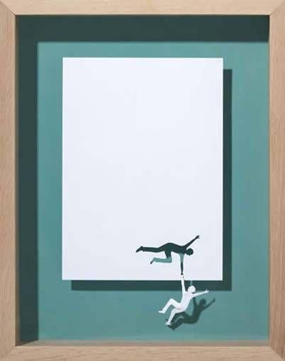 papel31 - Arte con una hoja de papel