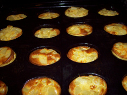 tortilla4 - Mini tortillas de patata al horno