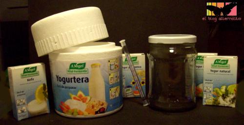yogurtera y fermentos - Elaborar yogur casero sin consumir electricidad