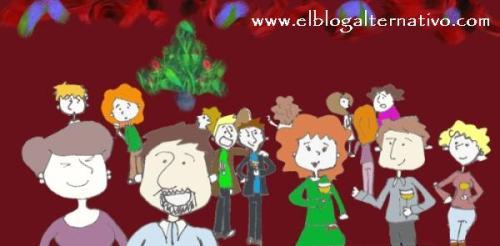 cenaempresanavidad4 - La Fiesta de Navidad