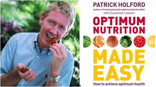 patrick holford2 - 10 recomendaciones de Patrick Holford para la dieta diaria y su desayuno