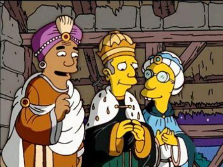 reyes magos simpson - reyes-magos-simpson