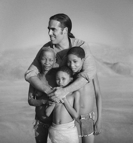 colbert portada1 - GREGORY COLBERT, los animales, los pueblos nómadas y un mundo mejor