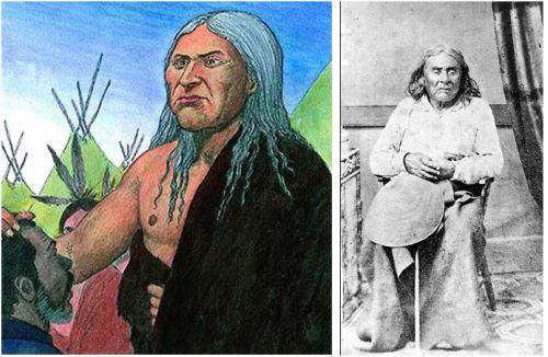indio3 - Discurso del jefe indio Noah Seattle en 1854: el primer líder ecologista