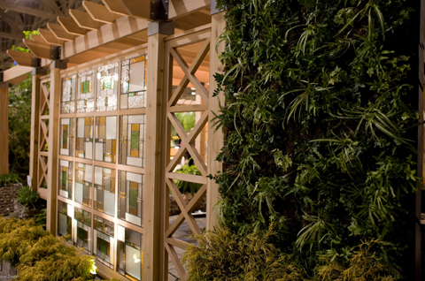 jardin vertical 4 - Jardines verticales ELT Easy Green. 10 ideas para tu casa ecológica 8