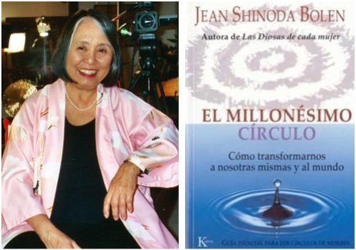 """jean3 - """"Las mujeres pueden cambiar el mundo en la próxima década"""". Entrevista a Jean Shinoda Bolen"""