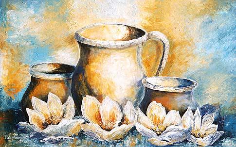 vasijas - el cuento de las dos vasijas y el mundo de hoy