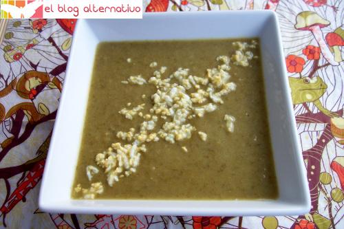 crema espinacas - Crema de espinacas al mascarpone