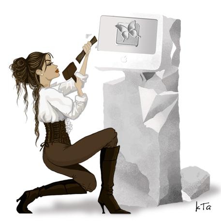 escultora