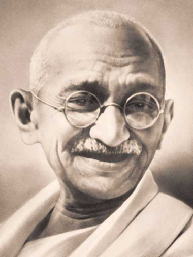 ghandi - Gandhi y su visión del estado de Israel