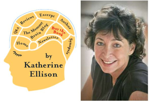 """inteligenciamaternal final - """"Tener un hijo nos mejora el cerebro"""". Entrevista a Katherine Ellison, premio Pulitzer (1/2)"""