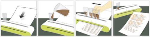 riti instrucciones - RITI Coffee Printer: imprime con los posos del café o del té