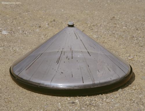 watercone - Watercone: purificador de agua solar