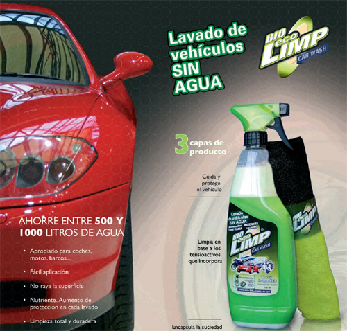 bio eco limp carwash