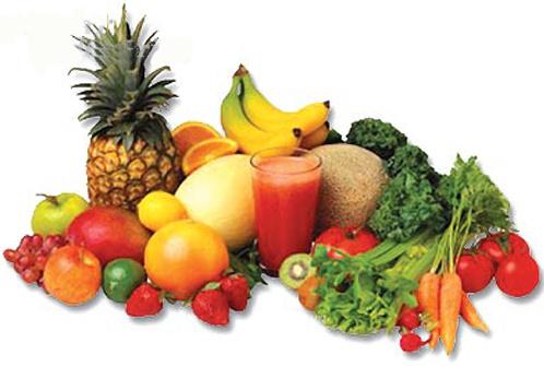 frutas y verduras - Simplifique sus hábitos culinarios. Simplifica tu vida 57