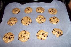 galletas avena horno - Galletas de avena y chocolate