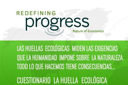 huella ecologica - Calcula tu huella ecológica y descubre cuantas Tierras harían falta según tus hábitos de consumo
