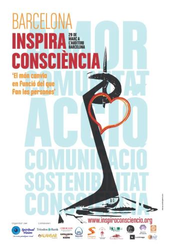 inspira conciencia - Barcelona INSPIRA CONSCIENCIA marzo 2009 y la meditación como instrumento de cambio social (1/2)