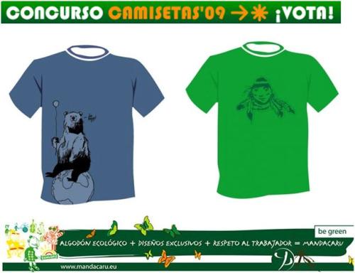 mandacaru concurso portada - Votación a los 18 finalistas del concurso de Mandacarú y SORTEO de 3 camisetas