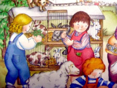 ninos animales6 - Los niños, los animales y el especismo