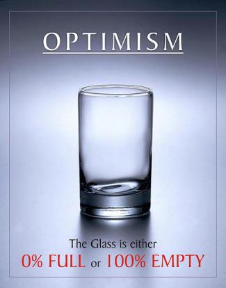 optimismo vaso1 - Optimismo y oportunidad