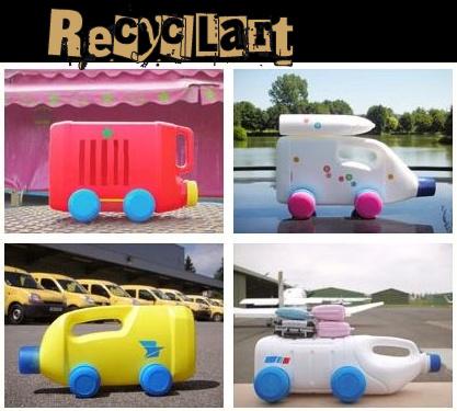 recyclart - Recyclart: ideas inspiradoras para reciclar
