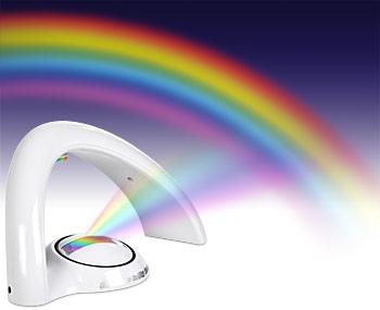 arcociris - Arcoiris en la habitación