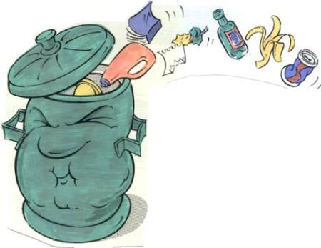 basura - Reflexiones sobre la basura