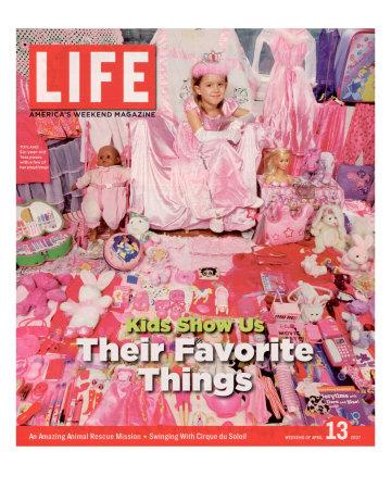 life - LOS HIJOS DE LA ABUNDANCIA: The pink and blue project de JeongMee Yoon