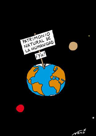 tierra patrimonio - DÍA DE LA TIERRA 2009