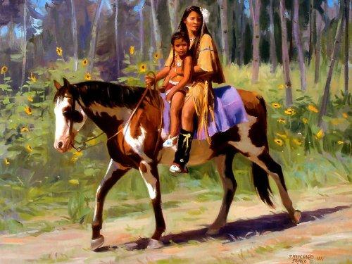 indios-a-caballo