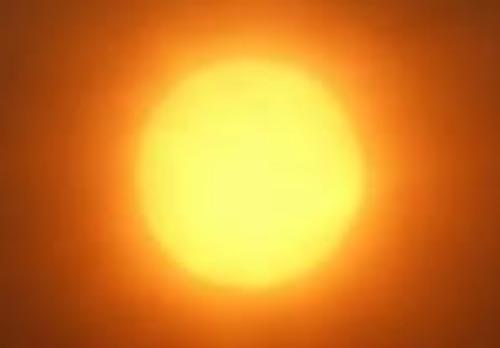 sol - Día europeo del sol